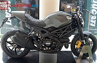 Edisi Spesial Ducati Monster Masuk Indonesia