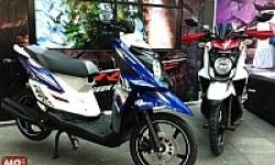Perdana, Yamaha Cetak X-Ride 1.000 Unit