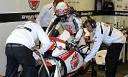 Doni Tata Jajal Trek Basah di Jerez