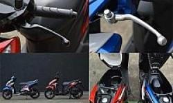 Yamaha Xeon RC dan Honda Vario 125 PGM-FI Beradu Fitur