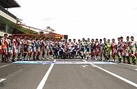 Yamaha Optimis Dengan Formasi 74 Pembalap