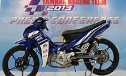 Jupiter Z1 Jadi Andalan Tim Yamaha Indonesia