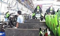 Permintaan Ekspor Motor TVS Tetap Tinggi