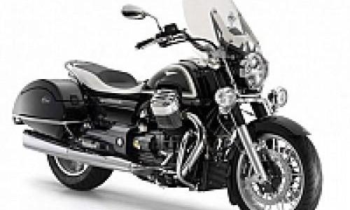 Moto Guzzi Sarat Teknologi Canggih Milik Piaggio
