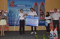Kiat Eka Motor Jadi Federal Oil Center Terbaik se-Jakarta