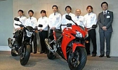 Suku Cadang Motor 400 cc Honda Dibuat Oleh Thailand