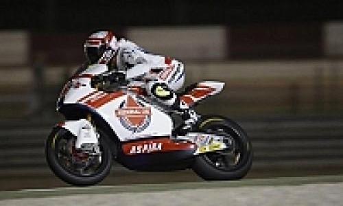 Doni Tata Pradita Finish ke-24 di Moto2 Qatar