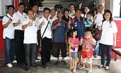 Jaringan Dealer Federal Oil se-Indonesia Kunjungi FOC di Bali