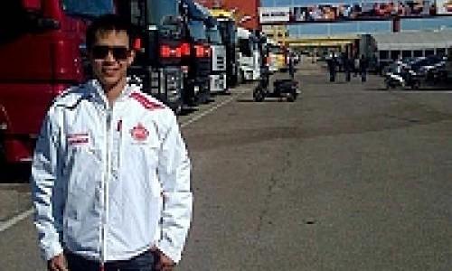 Jelang Moto2 Jerez, Doni Tata Perketat Program Latihan