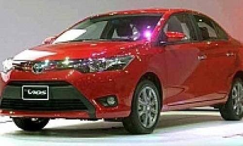 All New Toyota Vios, Lebih Agresif Muncul Pekan Depan