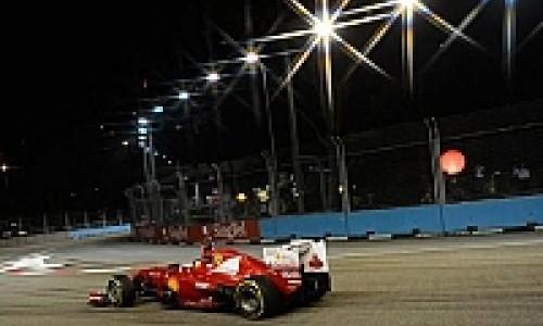 Formula F1 Thailand Suguhkan Pemandangan Khas Kota Bangkok
