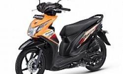 Penjualan Bulan April, Honda BeAT Masih Juara!