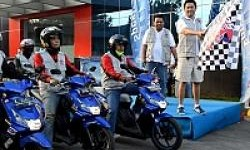 Rayakan Ultah ke-25 Federal Oil Touring Bersama Bikers