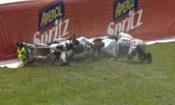 Doni Tata Alami Accident di Mugello, That's Race!