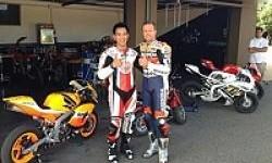 Dapat Wejangan dari Gibernau, Doni Tata Siap Jalani Moto2 Assen