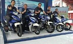 Motor Yamaha Dengan Livery MotoGP, Limited Edition!!