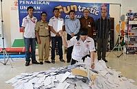 Pemenang Funtastic Federal Matic Diumumkan di PRJ 2013