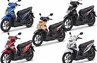 Penjualan Mei 2013, Skutik Masih Jadi Andalan Honda