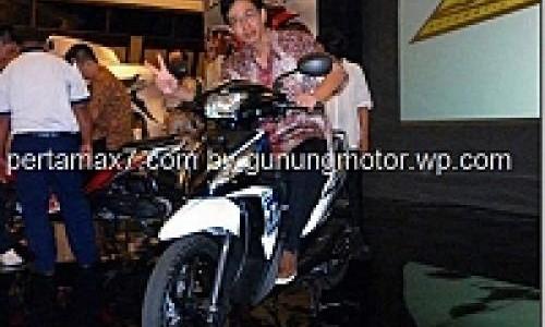 TVS Dazz, Skutik India untuk Indonesia