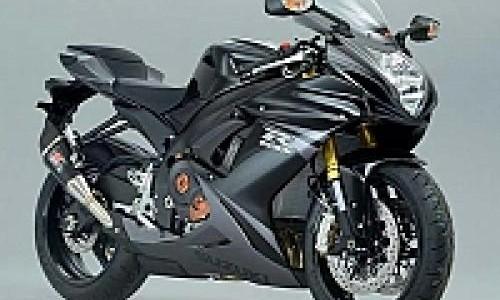 Suzuki GSX-R750 Black, Hanya Ada 25 Unit