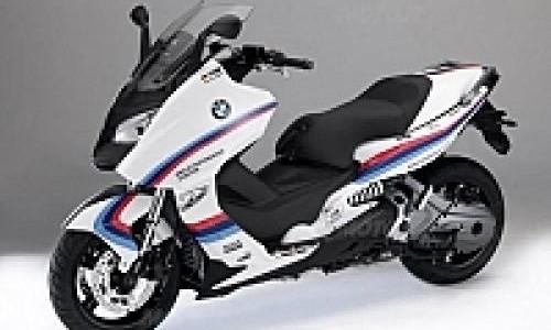 Edisi Khusus BMW C600 Inspirasi Balap DTM