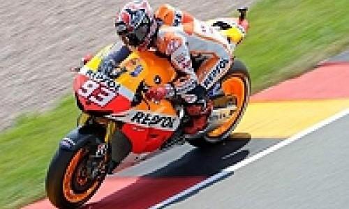 Marquez Kunci Kemenangannya di MotoGP Jerman!