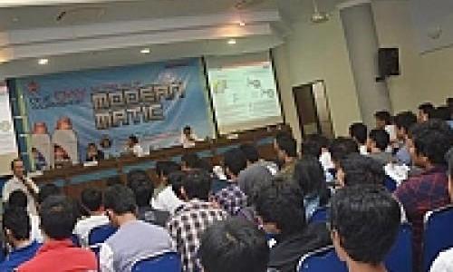 Yogyakarta Kota Kedua Perhelatan The Other Side of Modern Matic