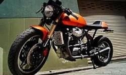 Ini Dia Moto Guzzi Dari Asia