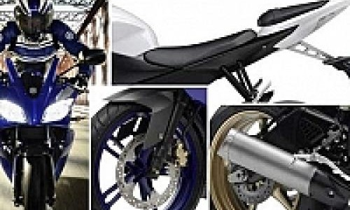 Motor Sport 250 cc Yamaha Meluncur Perdana di Indonesia!