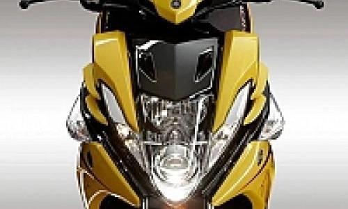 Tahun Depan, Skutik 125 cc Yamaha Meluncur Lebih Dulu