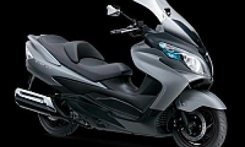 Moge dan Big Scooter Suzuki Segera Hadir?