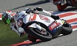 Morbidelli Belajar Cepat di Moto2