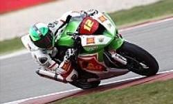 Talenta Muda Italia Jajal Moto2 Bersama Federal Oil