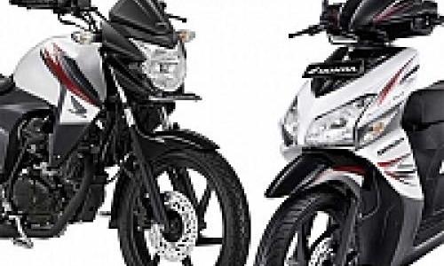 Honda Siapkan Motor Baru Tahun Depan