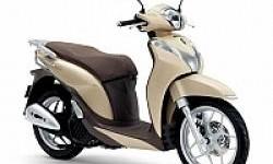 Skutik Honda SH Mode 125, Spesifikasi Sama dengan Honda Vario Techno