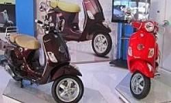 Vespa Berikan Promo Menarik di IIMS 2013