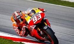 Marquez Rebut Pole Position MotoGP Sepang