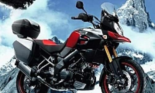 Suzuki Hadirkan Penantang Ducati Hyperstrada di EICMA 2013