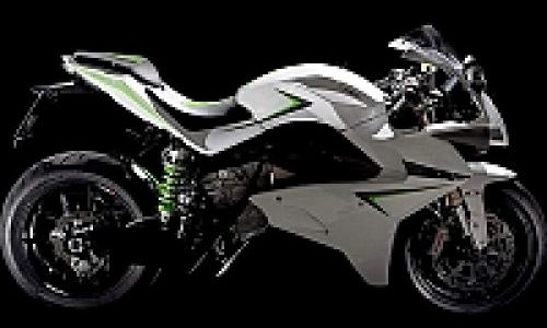 Energica Ego, Motor listrik Berbaju Sportbike