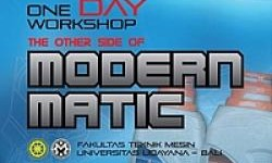 Seminar The Other Side of Modern Matic Berlanjut ke Bali!