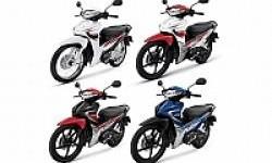Honda Revo Injeksi Hadir Lebih Dulu di Thailand