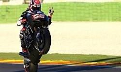 Hayden Menikmati Kencan Pertama dengan Honda RCV1000R