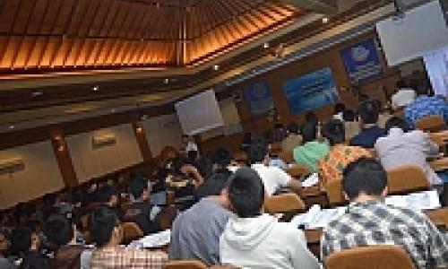One Day Workshop Modern Matic Jadi Corong Antara Industri dan Pendidikan