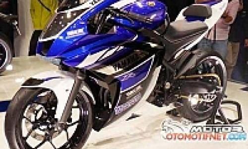 Motor 250 cc Yamaha Muncul Perdana di TMS 2013