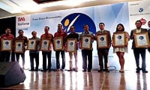 Federal Oil Menangkan Penghargaan Indonesian Employer of Choice 2013