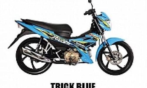 Suzuki Raider Injeksi Meluncur, Tampang Mirip Satria F150