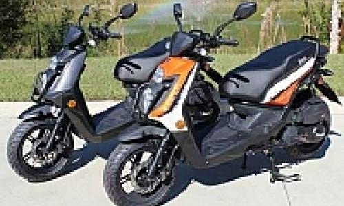 Wah, Yamaha X-Ride Punya Kembaran dari Amerika