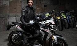 Yamaha MT-09 Street Rally Meluncur, Valentino Rossi Jadi Bintangnya