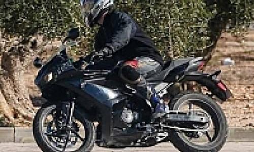 Inikah Tampang Motor 250 CC Milik Triumph?