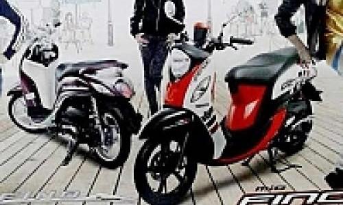 Fino Injeksi Jadi Andalan Yamaha Diawal 2014